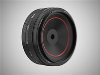 Pinhole Pro DSLR lens is on Kickstarter