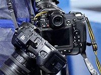 Update: Images appear to confirm Nikon's Z9 is being tested at the Olympics, gives us the first look at its back side
