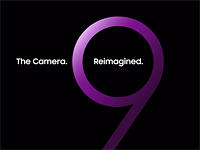 Samsung promises to 'reimagine the camera' on the Galaxy S9