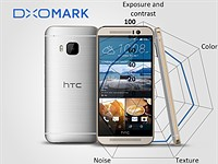 DxOMark Mobile report: HTC One M9