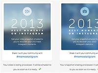 See your Instagram year in review with Statigram