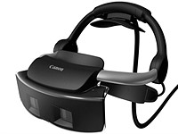 Will you pay $125,000 for Canon's Mixed Reality headset?