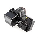 Alpa Silex unit offers electronic control of Canon and Nikon lenses on digital medium-format backs
