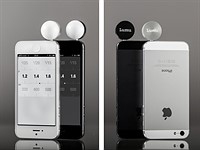 Lumu turns iPhone into incident light meter