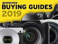 Canon EOS RP, Nikon Z6 and Olympus E-M1X added to buying guides