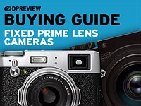 Best fixed prime lens cameras of 2019
