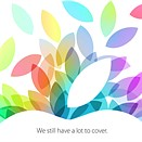 'We still have a lot to cover': Apple announces event for October 22nd