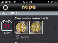 Napa for iOS shares event photos with friends (and no one else)