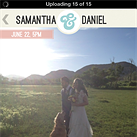 Wedding Party is the perfect photography app for nuptial season