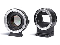 Viltrox launches lens adapters for Sony E-Mount and Micro Four Thirds cameras