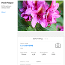 Pixel Peeper lets you check the Lightroom edits made to a JPEG