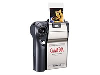 Throwback Thursday: Olympus C-211 Zoom Digital Printing Camera