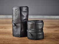 Oberwerth launches Donau line of leather lens pouches