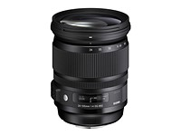 Sigma offers firmware updates for four Canon mount lenses