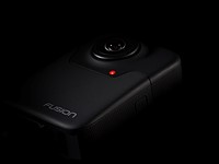 GoPro unveils Fusion, a 5.2K spherical VR camera