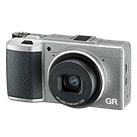 Ricoh celebrates 80th anniversary with limited edition silver GR II