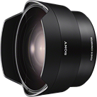 Sony adds wide-angle and fisheye adapters for full-frame and APS-C lenses