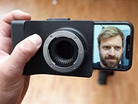 MFT 'Alice' concept camera promises smartphone AI with interchangeable lenses
