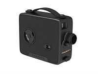 The Fragment 8 is a retro-inspired video camera that records to GIFs instead of film