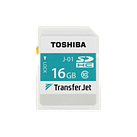 Toshiba TransferJet 16GB SDHC card launches July 31 in Japan