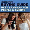 2019 Buying Guide: Best cameras for people and events
