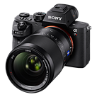 Sony a7R II has 42.4MP on 4K-capable full-frame BSI CMOS sensor