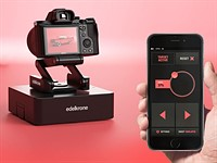 Edelkrone launches SurfaceONE 2-axis smart motion control system