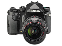 Ricoh announces Pentax KP with new Shake Reduction system and 24MP sensor