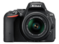 Nikon D5500 firmware updated to version 1.02