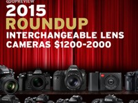 2015 Roundup: Interchangeable Lens Cameras $1200-2000