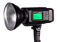 Godox to launch AD600 battery-powered mono-block heads