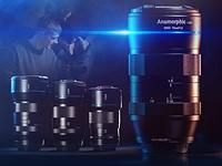 Sirui reveals its new 75mm F1.8 1.33x telephoto anamorphic lens