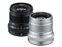 Fujifilm expands weather-resistant lens selection with XF 50mm F2 R WR