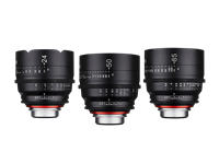 Samyang introduces new Xeen pro video lens series with interchangeable mounts