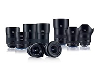 Zeiss adds super-wide and tele- options to Milvus line