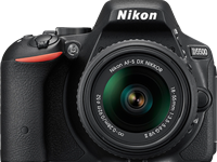 Nikon D5500 adds touchscreen and flat picture profile, loses GPS