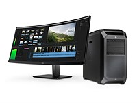 HP reveals insane Z8 workstation: Can handle 3TB of RAM and 48TB of storage