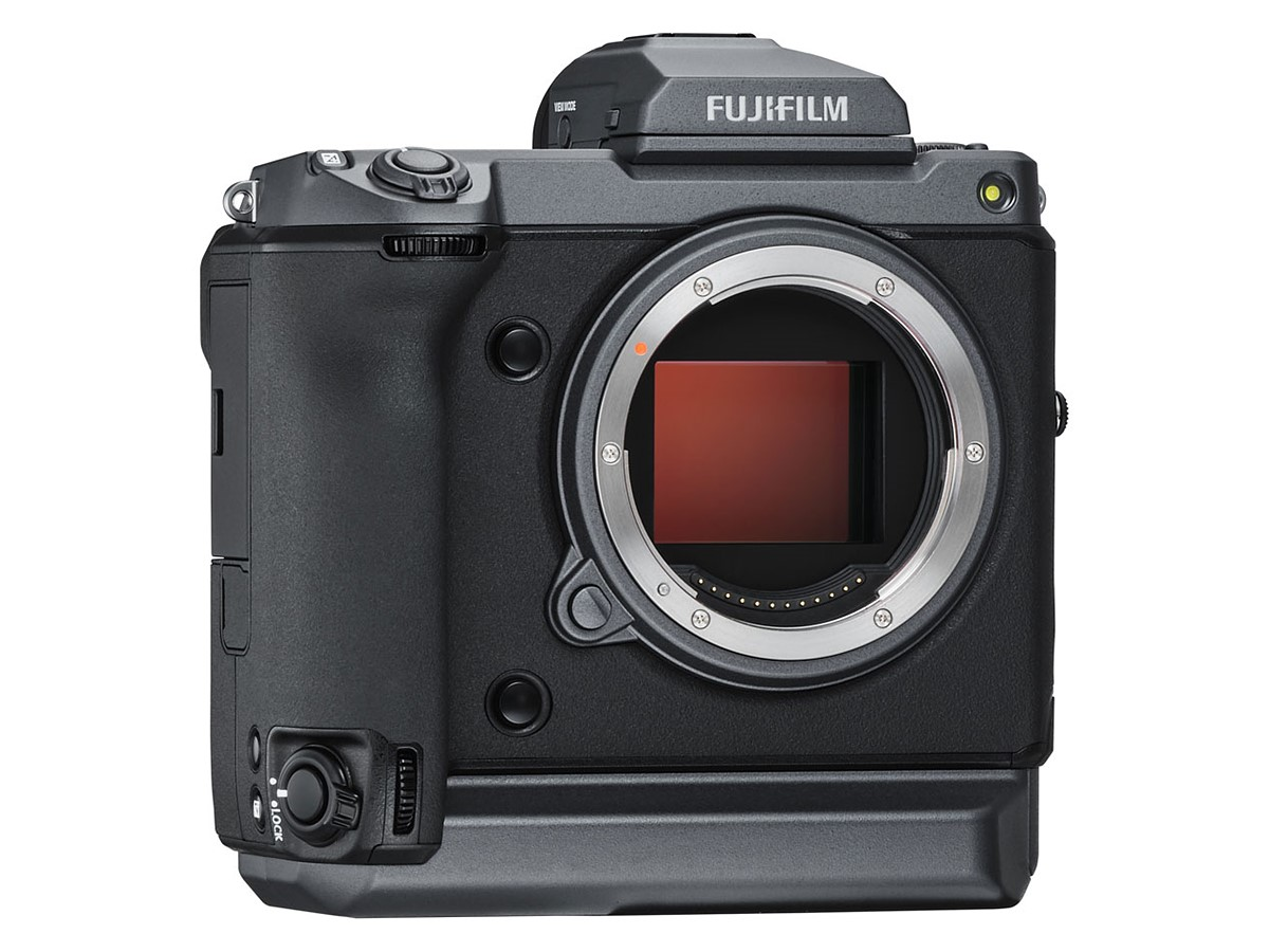 Fujifilm GFX 100 offers 100 Megapixels, phase-detect AF and 4K video for $10,000