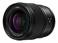 Panasonic Lumix S 24mm F1.8 L-mount lens to ship in October