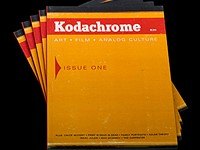 Kodak's first issue of new 'limited edition' Kodachrome magazine now on sale in the US