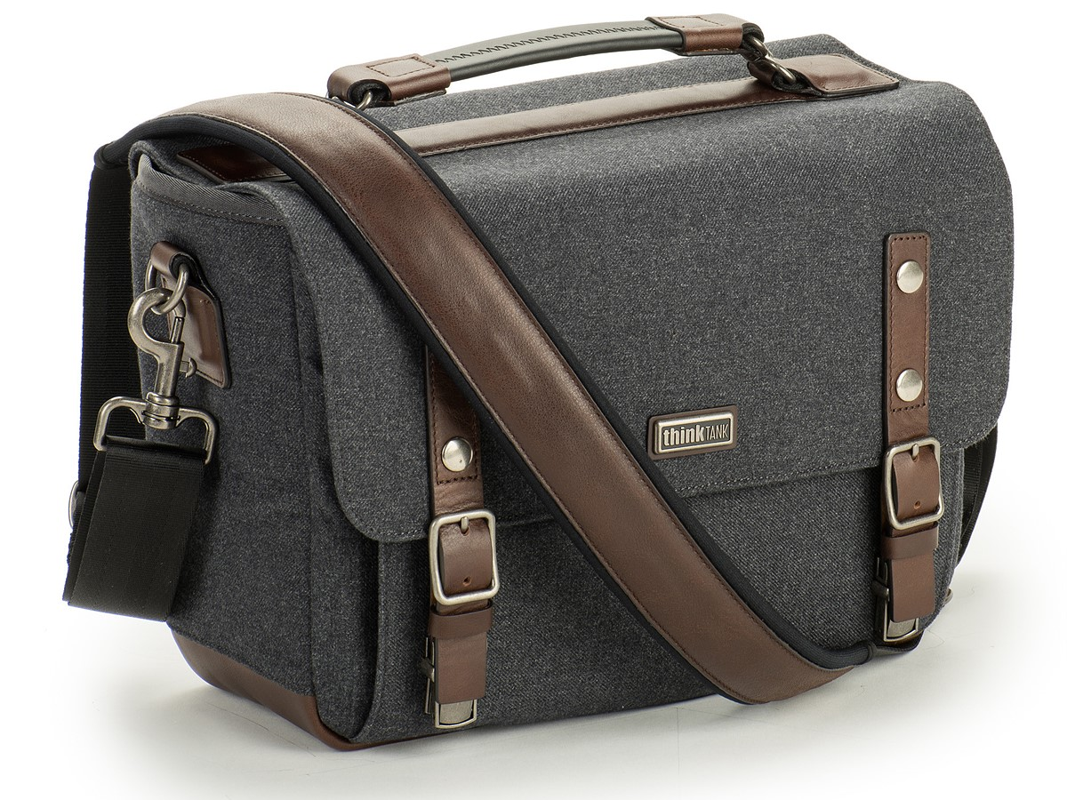 1e094d978b Think Tank launches Signature series of soft shoulder bags  Digital  Photography Review