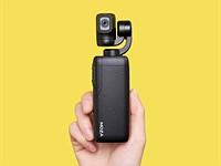 Moza推出Moin摄像头,带有铰接屏幕的3轴4K袖珍相机