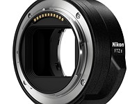 Nikon announces new FTZ II, a smaller version of its F-mount to Z adapter