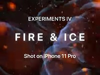 Apple's new 'Fire and Ice' video shows off the iPhone 11 Pro's camera capabilities
