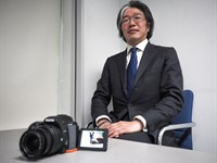 CP+ 2015 Ricoh Imaging interview - full-frame DSLR may have 'something extra built-in'