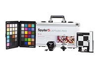 Datacolor releases Spyder5CAPTURE PRO color calibration kit