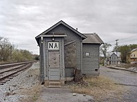 In pictures: America's empty railroads