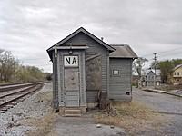 In pictures: America's empty railroads