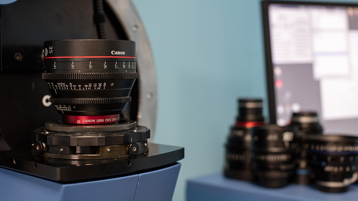 Cine Lens Shootout: 35mm full-frame primes compared: Digital