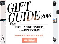Announcing the PDN Gift Guide 2016